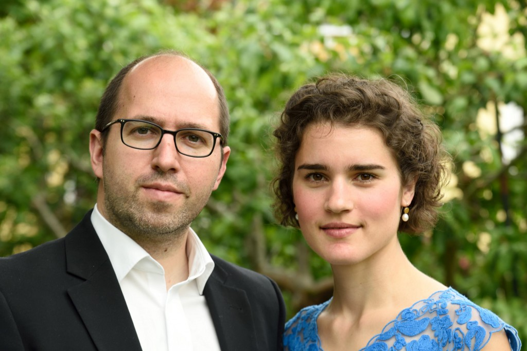 Christine und Stephan Rahn, Klavierduo